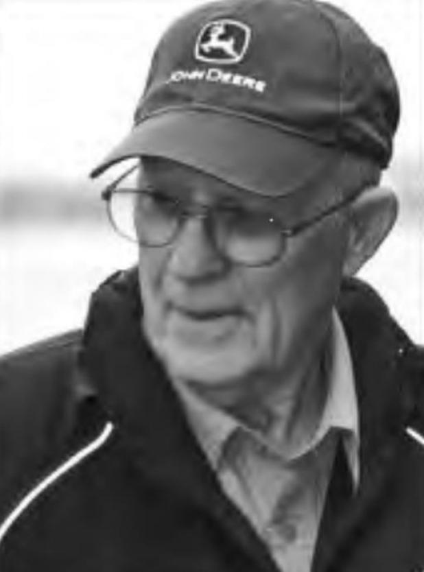 Kenneth Daniel Hinman, 85