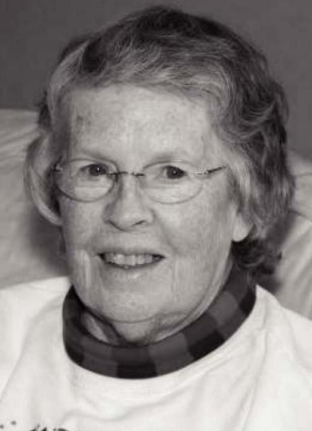 Joan Lorraine (Baker) Loghry, 80