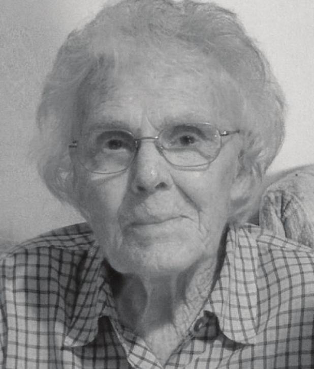 Lydia Emma (Reichert) Schildt, 93