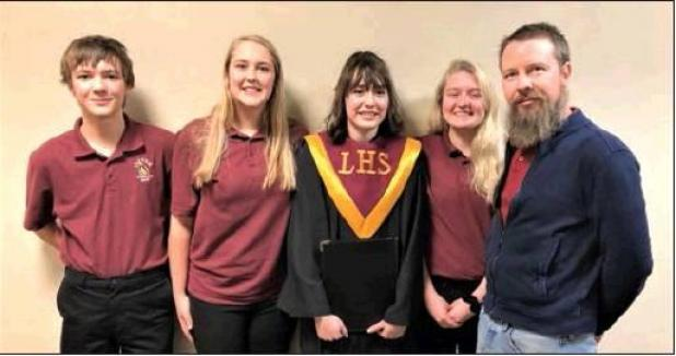 Local students participate in 48th High Plains Honor Festival