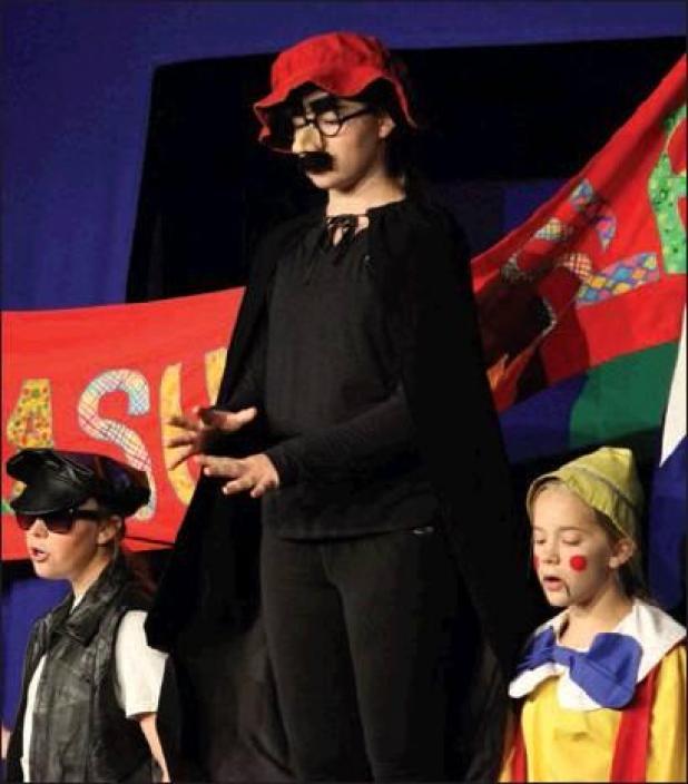 Missoula Children's Theatre presents Pinocchio