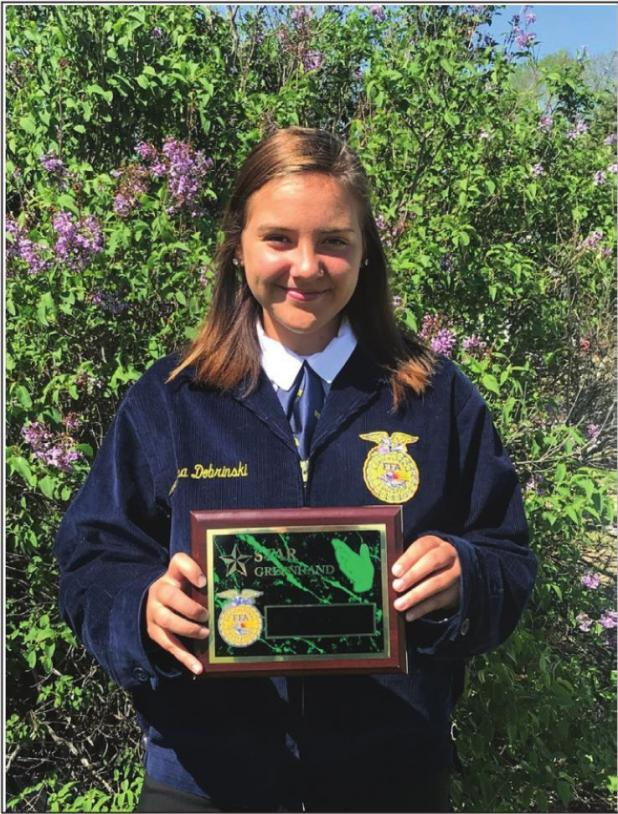 Leyton FFA Chapter year in review