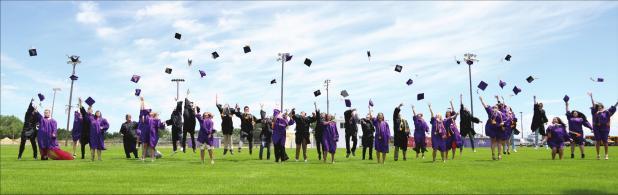 110th graduating class of BHS
