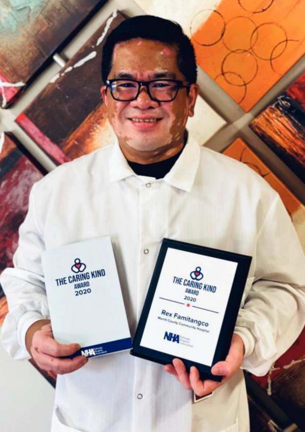 "NHA honors Nebraska hospital employees with ""The Caring Kind"" award"
