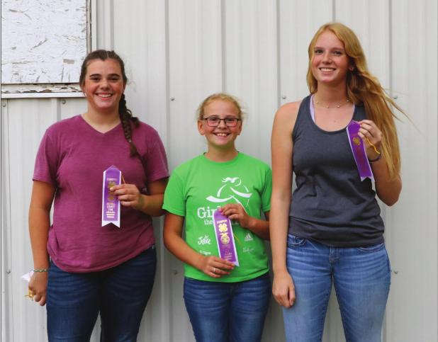 4H Shooting Sports Club ends their year with ribbon ceremony