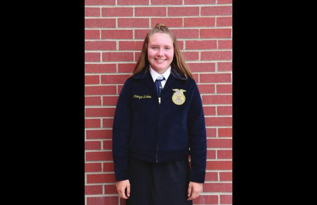Liakos earns top spot in FFA event