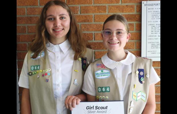 Girl Scouts hold annual ceremony