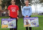 BHS 2020 graduating seniors honored with signs