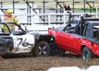 Morrill County Fair ends with Demo Derby/BMX race