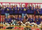 Lady Bulldogs win SPVA Championship