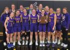 Lady Bulldogs are SPVA champs
